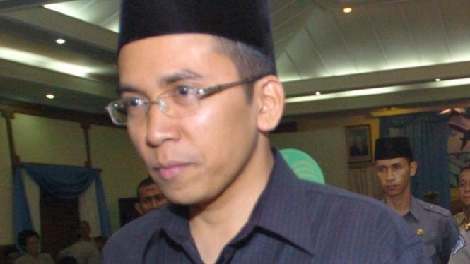 Gubernur NTB Zainul Majdi atau Tuan Guru Bajang