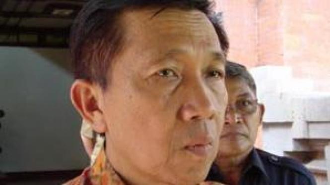 Gubernur Bali I Made Mangku Pastika