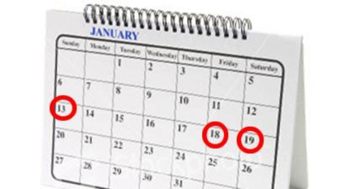 Ilustrasi Libur Kalender