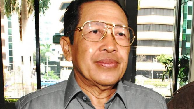 Hari Sabarno, mantan Menteri Dalam Negeri