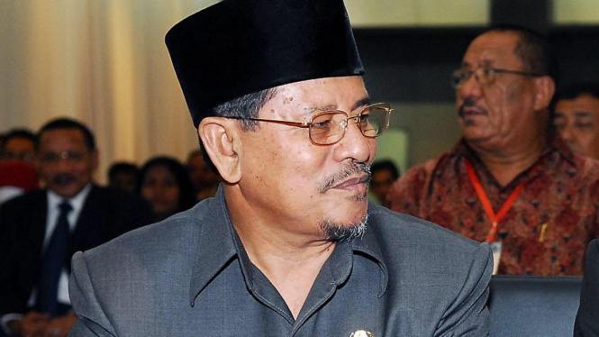 Wakil Gubernur Maluku Utara Abdul Ghani Kasuba