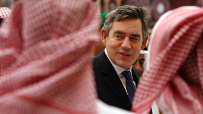 PM Inggris, Gordon Brown