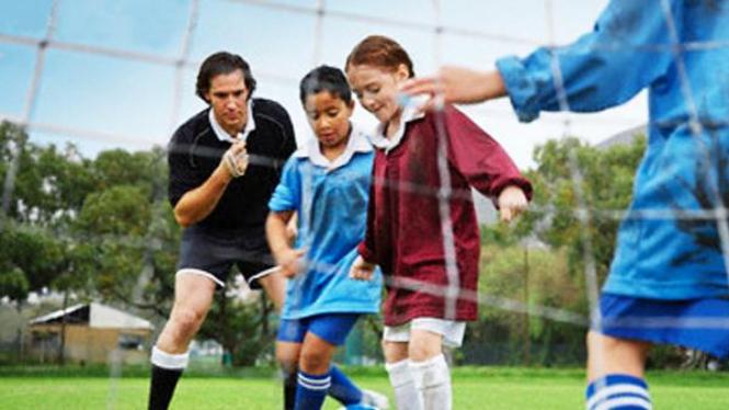 Anak olahraga