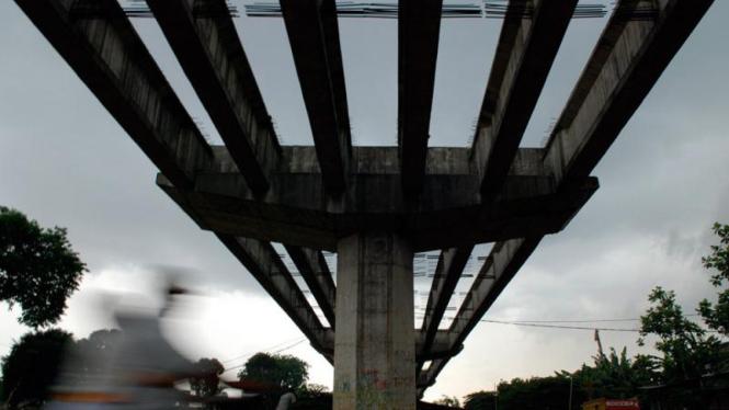 Proyek jalan tol Becakayu
