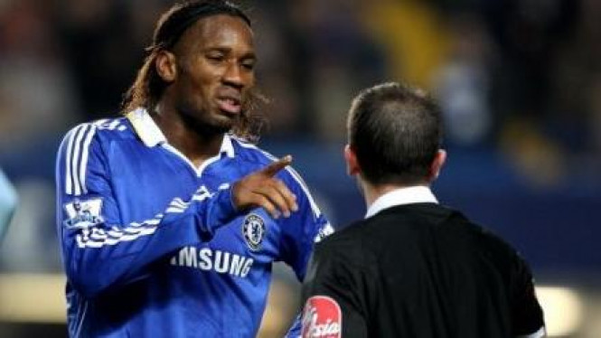 Didier Drogba, Chelsea vs Burnsley