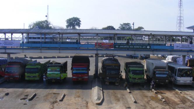 Pelabuhan Merak, Banten
