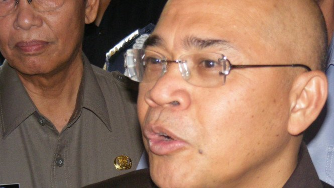 Menteri Perhubungan Jusman Syafii Djamal