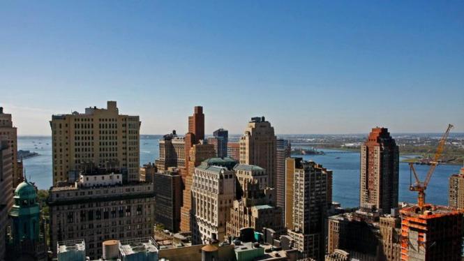 Distrik Keuangan di New York
