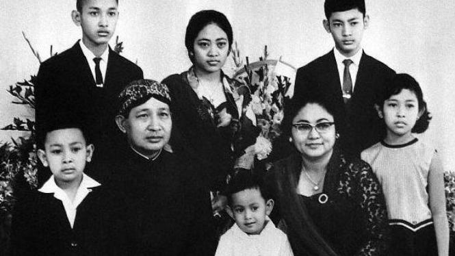 Keluarga Soeharto