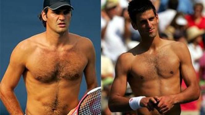 Federer dan Djokovic