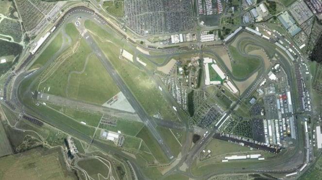 Sirkuit Silverstone, Inggris