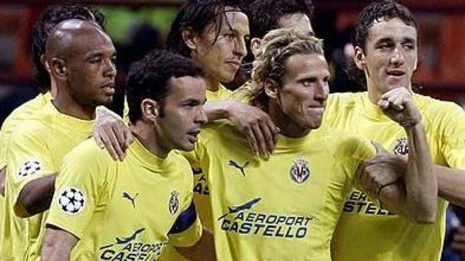 Para pemain Villarreal