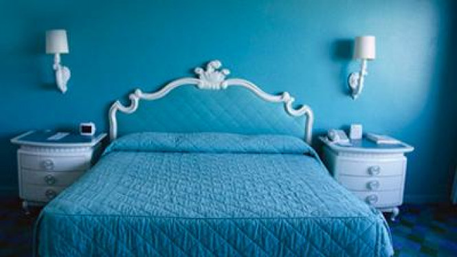 Kamar biru