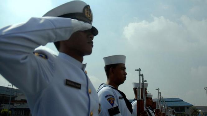 Prajurit TNI Angkatan Laut