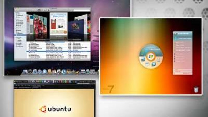 ilustrasi operating system