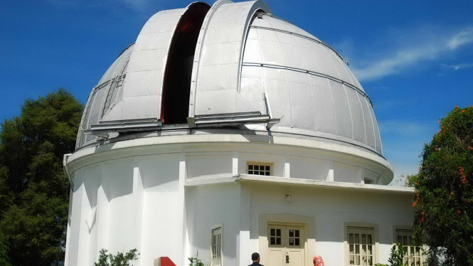 Observatorium Bosscha, Lembang, Bandung