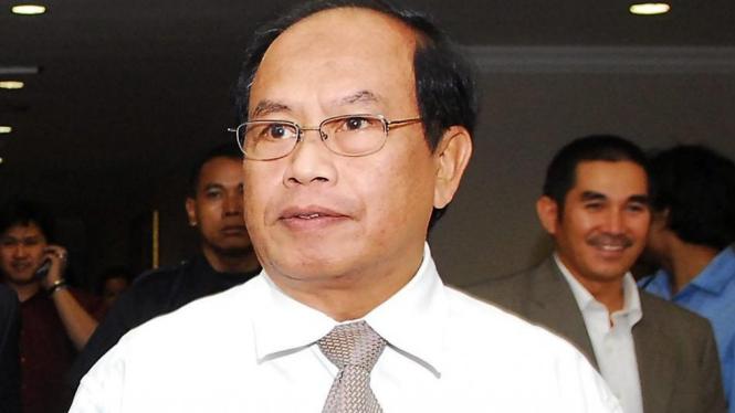 Kepala Biro Humas dan Protokol Mahkamah Konstitusi (MK), Zainal Arifin Hoesein