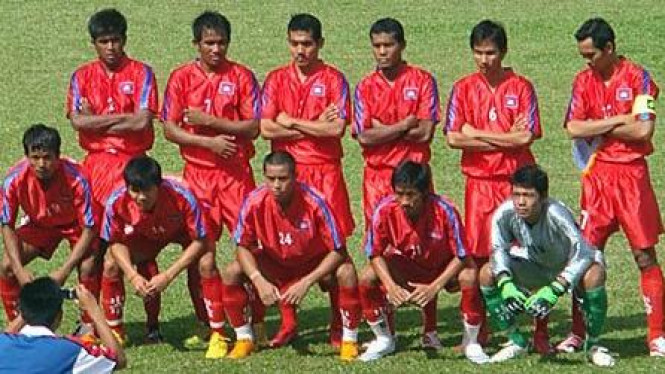 Tim nasional Kamboja