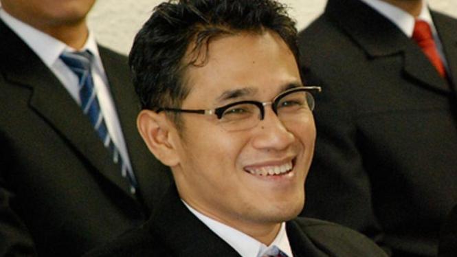 Budiman Sudjatmiko, politikus PDIP dan anggota Komisi II DPR.