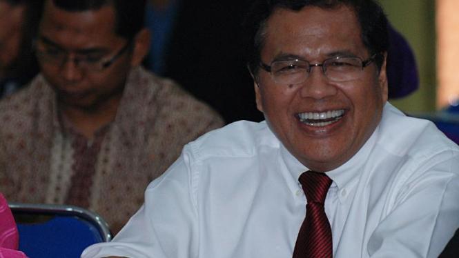 Ketua Komite Bangkit Indonesia Rizal Ramli.