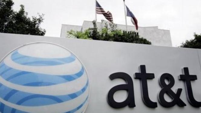 Kantor AT&T di Dallas, AS