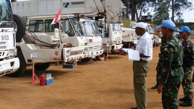 TNI di Kongo