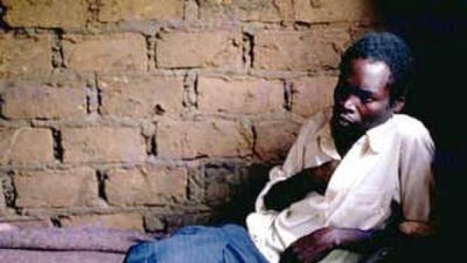 Penderita AIDS di Afrika