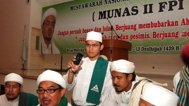 Musyawarah Nasional II FPI di Bogor