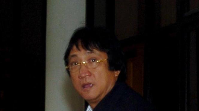 Direktur Utama PT Sarana Rekatama Dinamika, Yohanes Waworuntu