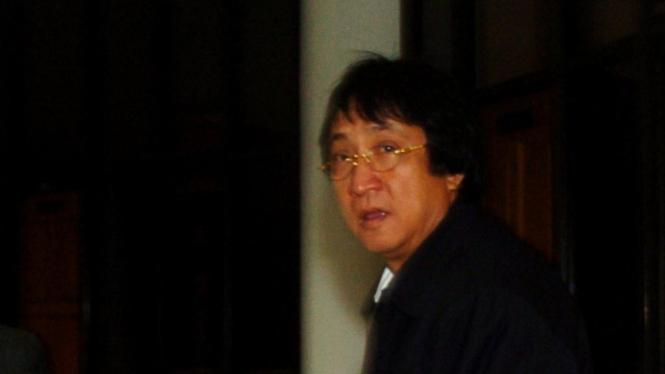 Direktur Utama PT Sarana Rekatama Dinamika Yohanes Waworuntu
