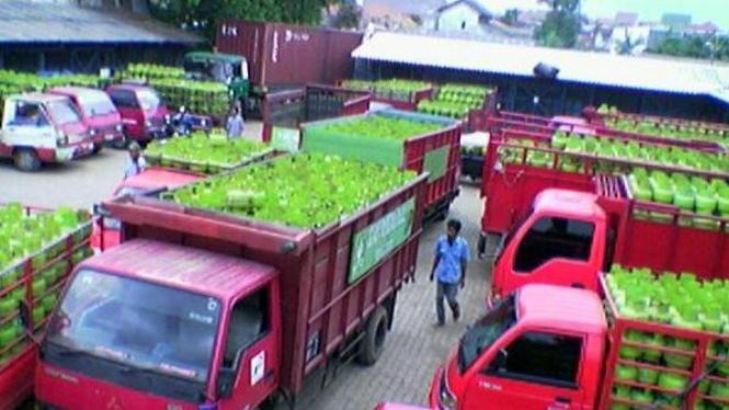 Stasiun pengisian dan pengakutan bulk elpiji Srengseng, Jakarta Barat