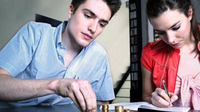Finansial Pasangan