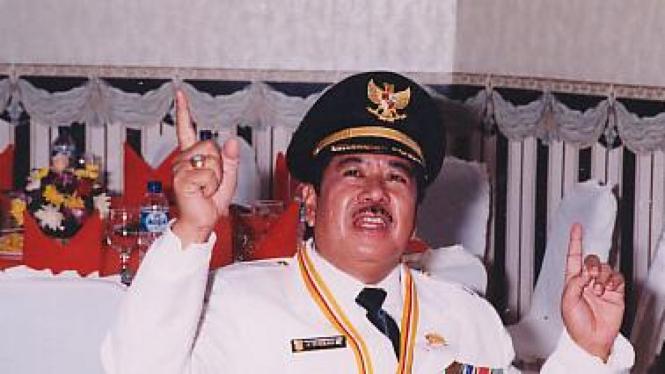 Syaukani Hasan Rais