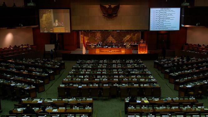 Sidang Paripurna DPR