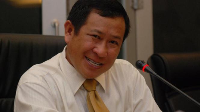 Kepala Badan Reserse Kriminal Komisaris Jenderal Susno Duadji