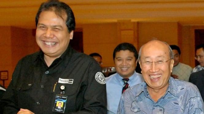 Chairul Tanjung dan Sofyan Wanandi