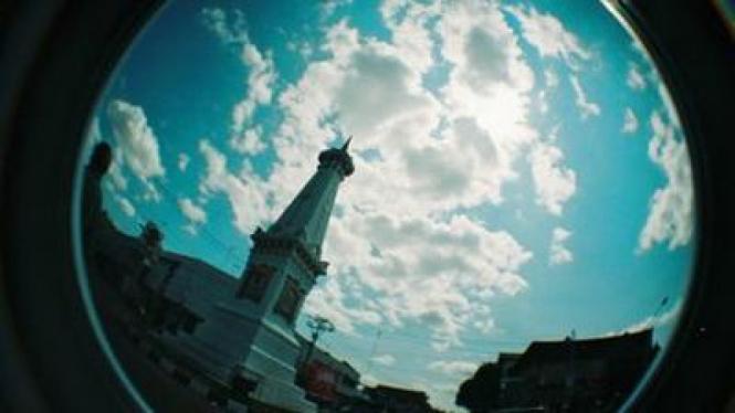 Foto Tugu Jogja
