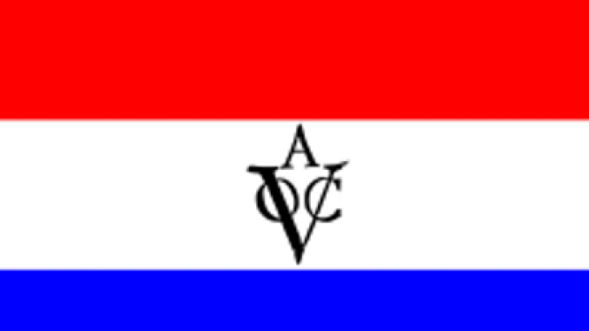Bendera VOC