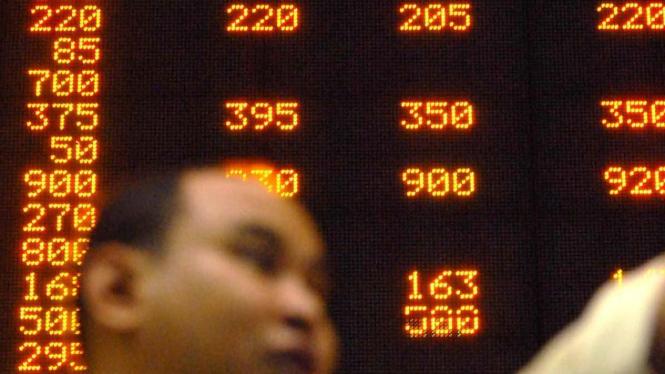 Penutupan Bursa