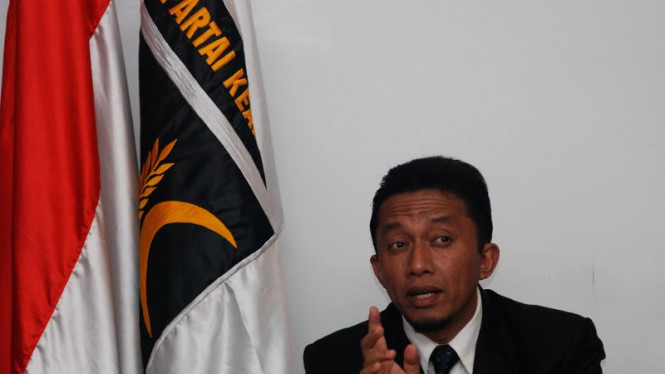 Politisi PKS Tifatul Sembiring