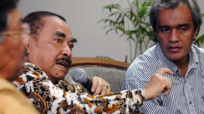 Mantan Menteri Kependudukan Haryono Suyono & La Ode Ida