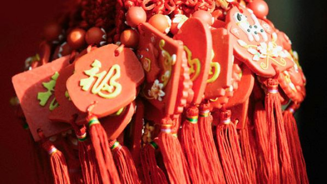 Imlek Tahun Baru Cina