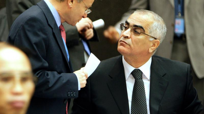 Perwakilan Palestina dan Israel di Geneva