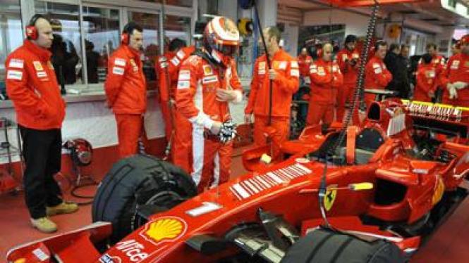 Ferrari di Maranello