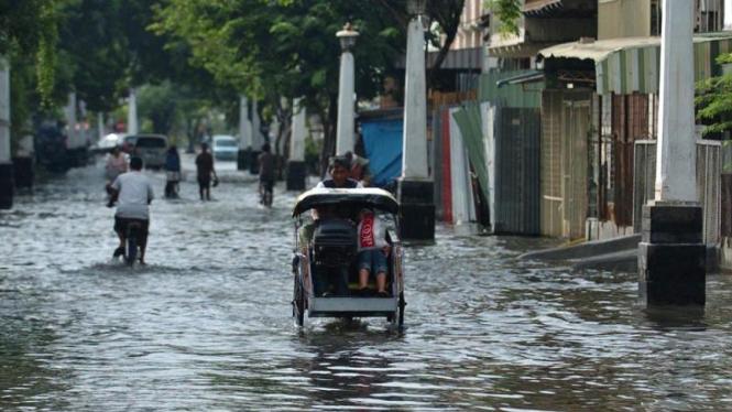 Banjir di Semarang
