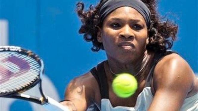 Serena Williams di Sydney International