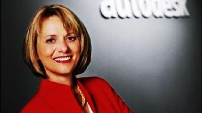 Carol Bartz, CEO Yahoo penganti Jerry Yang