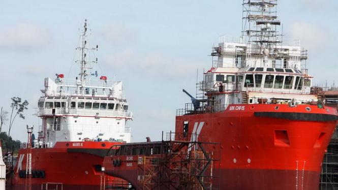 Galangan Kapal di Free Trade Zone (FTZ) Batam Bintan Karimun