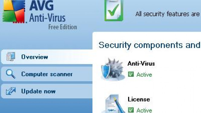 AVG Anti Virus 8