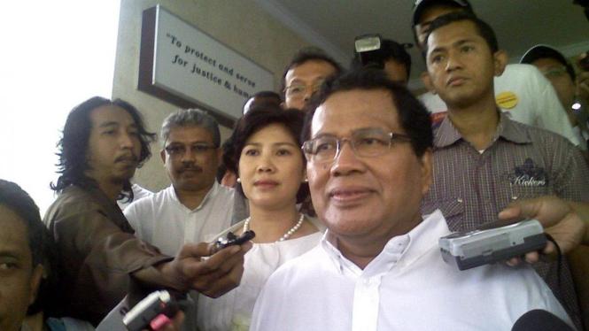 Rizal Ramli diperiksa Markas Besar Polri